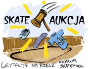 Aukcja na rzecz utrzymania krakowskiego Pool Forum.