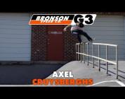 Axel Cruysberghs: G3 Next Generation Bearings   Bronson Speed Co.
