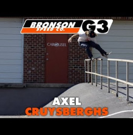 Axel Cruysberghs: G3 Next Generation Bearings | Bronson Speed Co.