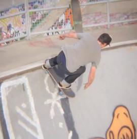 Back to Back - Hopkins and Cameo at Hastings Skatepark