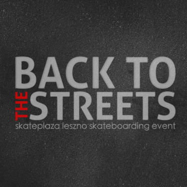 Back To The Streets 2016