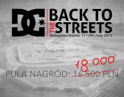 Back To The Streets  - kolejne info