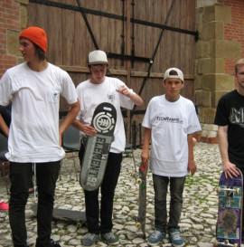 Barbakan  - Kulturalny Skate Jam