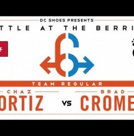 BATB 6 - CHAZ ORTIZ vs BRAD CROMER