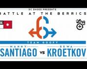 BATB 6 - MANNY SANTIAGO vs. SEWA KROETKOV