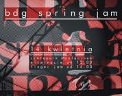 BDG SPRING JAM - zawody deskorolkowo / fingerboardowe w Bydgoszczy