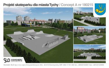 Będzie nowy skatepark w Tychach.
