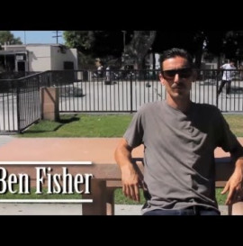 BEN FISHER @ CHERRY PARK - FILMED BY JOSH MARTINEZ