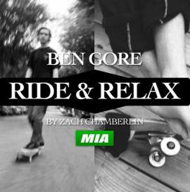 Ben Gore Ride & Relax