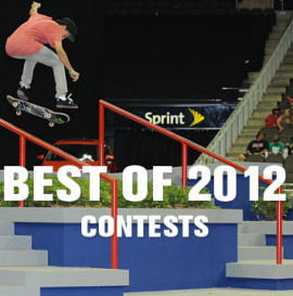 Best Of 2012: Contests