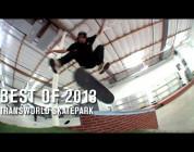 Best Of 2013: TransWorld Skatepark - TransWorld SKATEboarding