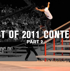 Best Of The Year 2011: Contest Part 2