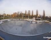 Betonowa skateplaza w Krakowie zakończona
