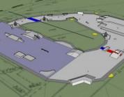 Bielawa remont parku - info.