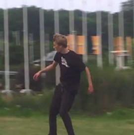 Bizon jeździ już dla Speed Skateboards !!!