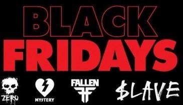Black Fridays: Asta, Cole, Garrett @ Woodward