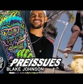 Blake Johnson Preissue Cruz thru Venice
