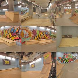 Blue City na skateboard.pl