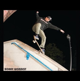 Bobby Worrest | Independent Trucks | Video Ad