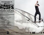 Bones Poland Tour 2014