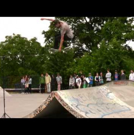 BONES TEAM EUROPE TOUR - Szczecin