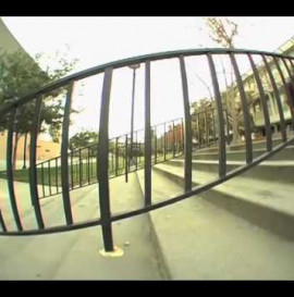 "BONES WHEELS - BOO JOHNSON ""Welcome to the Amateur team"""