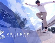 BONES WHEELS UK TEAM ROAD TRIP 2015