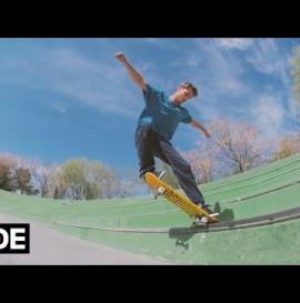 Boulevard Team Skates Spain - Tiago Lemos, Carlos Iqui and More!