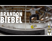 Brandon Biebel Welcome To The Team