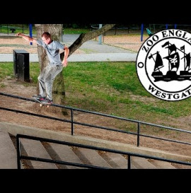 "Brandon Westgate's ""Zoo England"" Part"