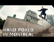 "Brixton ""Hand Poked in Montreal""  Video"