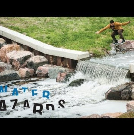 "Brixton ""Water Hazards"" Tour Video"