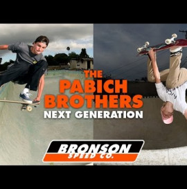 Bronson Speed Co: Roman Pabich & Cedric Pabich - Welcome to the Next Generation