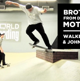 Brothers From Different Mothers: Walker Ryan & John Lupfer