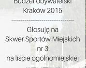 Budżet Obywatelski - Kraków