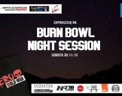 Burn Bowl Session - Warszawa.
