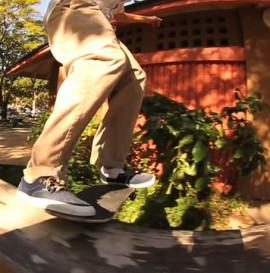 Canon 7D Peleng Fisheye 720/60p Skateboarding Footage