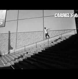 CARDIEL'S RAIL