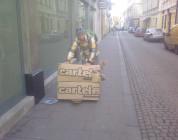 Cartel Skateboards w Krakowie