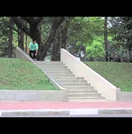 Cerezini Skate Shop apresenta: Carlos Ribeiro