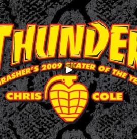 Chris Cole Limited Trucks