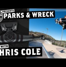 Chris Cole - Thunder Trucks Parks & Wreck