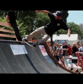Chris Haslam, Kyle Berard, Skateboard History at Smithsonian