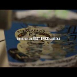 Chris Haslam x Warsaw Pakt session + Turbokolor Best Trick