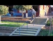 "Chris Joslin - Double Kink Rail ""Warm Ups"""