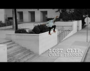 Chris Pfanner Lost Skateboarding Clip