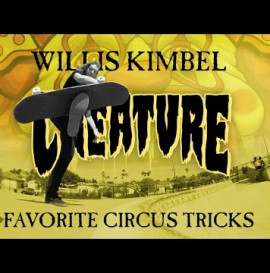 Circus Trickery with Willis Kimbel
