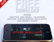 City Of New Lights video na iPhona lub iPoda