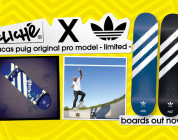 Cliché x adidas Lucas Puig limited board out now