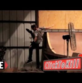 Clint Walker Gets Body Slammed